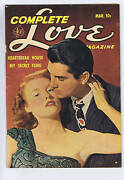Complete Love Nn Ace Pub 1953 Canadian Edition
