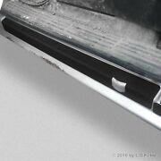 99-06 Fits Silverado Extended Cab 4pc Door Sill Protect Threshold Step Cover