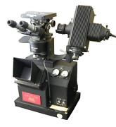 Unitron Ser. N Microscope W/ High Voltage Power Supply Model 55535 - Sold As Is
