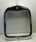 Ford Model A Chrome Radiator Shell Stock Style 1928-1929 A8200c