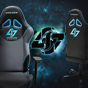 Dxracer Office Chair Oh/re129/ngb/clg Gaming Chair Racing Seats Computer Chair