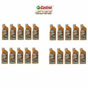20 Liters 10w60 Synthetic Motor Oil For Bmw M3 M5 M6 Castrol Edge Supercar