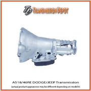 A518 46re Dodge Transmission Stage 2 2wd 96and039-03 Fits 5.2 / 5.9 Gas Motors