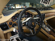 Porsche New Style C F Steering Wheel And Air B Fit 2010 -16 Panamera Turbo S