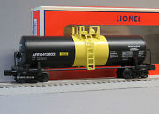 Lionel Afpt Unibody Tank Car 413303 O Gauge Train Freight Tanker 6-82857 New