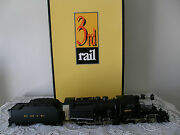 3rd Rail Sunset Models Brass 0-8-8-0 Erie Camelback With Tmcc New Free Shipn 48