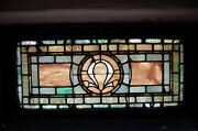 + Fine 120 Year Old Stained Glass Window 4 Of 11 - Chalice Co.
