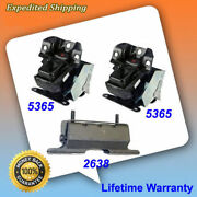 07-11 For Cadillac Escalade/chevy Tahoe/gmc Yukon Motor And Trans Mount 3pcs. M872