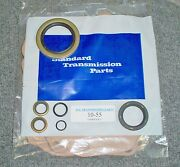 Super T-10 4 Sp Gasket And Seal Kit Oilseal Shifter Seals Speedo Br Seal O Rings