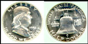 1951 50c- Nice L@@king - Franklin Half Dollar