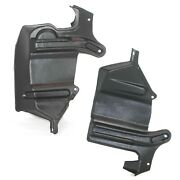 Left And Right Side Engine Splash Shield For 95-2003 Nissan Maxima Set Of 2