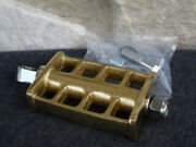 Brass Vintage Kick Start Pedal For Harley Panhead Shovelhead Transmission