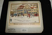 1914 Philadelphia Pa Moon And Seven Stars Brewery Calendar Peter Schemm And Son