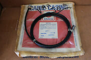 Nos Ac Delco Cc1112 Gm 25033510 Speedometer Cable Assembly Complete
