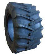 Two New 23x10.50-12 Firestone Flotation 23 Lug Tires For Garden Tractor Pulling