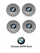 Set Of 4 Wheel Center Hub Cap 15/16and039and039 Bbs 171mm Oem Cover Roundel Emblem For E30