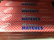 Lot Of 480ct Long Matches Fireplacebbq 11 Free Shipping