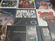 Peter Frampton Herd Humble Pie Classic Records 200 Gram + Solo Sealed 17 Lp Set
