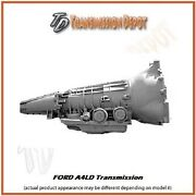 A4ld Ford Transmission Factory Replacement 2wd Stock Built