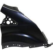 Fender For 2015-2017 Ford Transit-250 Front Right Primed Steel W/ Antenna Hole