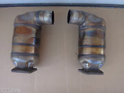 Porsche 991 Turbo 997 Turbo Gt 2 Rs Original Used Exhaust Cat 's Right And Left