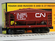 Mth Rail King Canadian National Ore Car Removable Load Gauge Scale 30-75553 New
