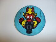 B5007 Ww2 Us Army Air Force 12th Combat Camera Patch 12th Air Force Italy R11e