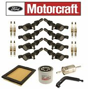 For Ford F-150 5.4l V8 Only 05-06 Motorcraft Ignition Coils Tune Up Kit