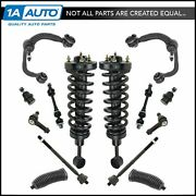 Control Arm Tie Rod Sway Bar Link Ball Joint Strut Steering Suspension Kit 14pc