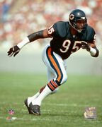 Richard Dent Chicago Bears - 8x10 Photo With Protective Sleeve 1025