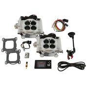 Fitech Fuel Injection System 30061 Go Efi 2x4 625 Hp Tbi Bright