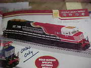 Lionel,,,,, 83422,,,,,norfolk Southern, First Responders Sd-60e, Built To Order