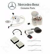 For Mercedes W211 W219 Cls55 Amg Fuel Pump Assies R+l Wiring Harness Grommets
