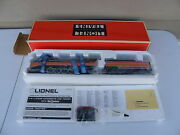 Lionel 6-18007 Southern Pacific Daylight Steam Locomotive And Tender Nib Free Ship