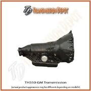Chevy Turbo 350 4wd Transmission 375 Hp