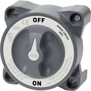 Blue Sea Battery Switch Single Circuit On/off