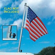 Taylor Stainless Steel Flag Pole, 36