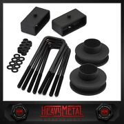 For 1994-2002 Dodge Ram 2500 3500 3 Front + 2 Rear Lift Kit 2wd