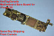 Motherboard Main Logic Bare Board For Iphone 5s - Unlocked - Not A Full Board