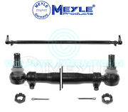 Meyle Track Tie Rod Assembly For Mercedes-benz Ng 11.3l 2.2t 2222 L 1973-96