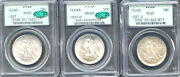 1937 50c Texas Ms65 Pcgs-only 526 In Higher Grade-mintage 6571-silver Comme