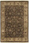 Surya Hand Knotted Wool Brown Persien 2x8 Area Runner - Approx 2and039 X 8and039