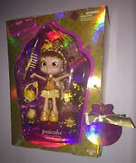 Sdcc 2016 Exclusive Shopkins Shoppies Golden Jessicake Limited Edition 681/2000