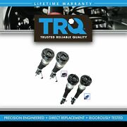 Trq Air Shock Strut Assembly Front Rear Kit Set Of 4 For Mercedes S Class W221