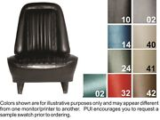 1971-72 Chevrolet Blazer Standard Front And Rear Seat Covers - Pui