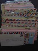 Guyana Very Interesting Collection Of All Only Commercial Mail. A Total Of 245