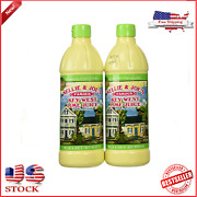 Nellie And Joes Famous Key West Lemon And Lime Pies Juice 16oz Twin Pack 2 New