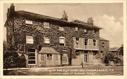 Crouch End High School And College. Garden Side Of School House.