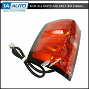 Tail Light Lam Rear Left Lh Driver Side For 14-15 Chevy Silverado Truck New