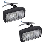 For Porsche 911 912 Front Left And Right Fog Lights Jorg Auto Parts 911 631 206 03